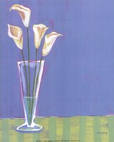 Lilies in Vase Fine-Art Print