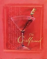 The Girlfriend Fine-Art Print