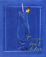 Crazy 'Bout Blue Fine-Art Print