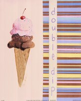 Double Scoop Fine-Art Print