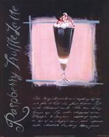 Raspberry Truffle Latte Fine-Art Print