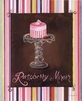 Raspberry Miroir Fine-Art Print