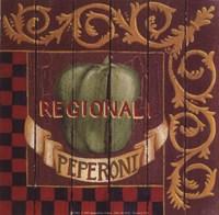 Peperoni Regionali Fine-Art Print