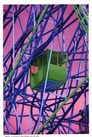 Cable Car - technicolor Fine-Art Print