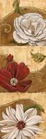 Floral Breeze I Fine-Art Print