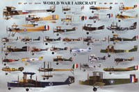 World War I Aircraft Fine-Art Print