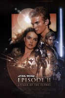 Star Wars - Episode II Wall Poster
