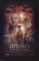Star Wars - Episode I Wall Poster