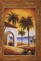 Key West Breeze I Fine-Art Print