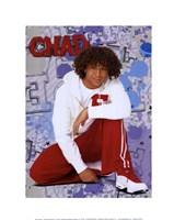 High School Musical 3: Chad Fine-Art Print