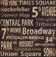 NY Fine-Art Print