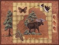 Moose Leaf Fine-Art Print