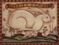 Wild Hare Fine-Art Print