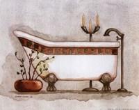 Athena II Classic Bath Fine-Art Print