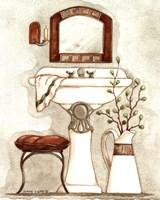 Athena IV Classic Bath Fine-Art Print