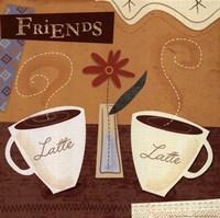 Friends Fine-Art Print