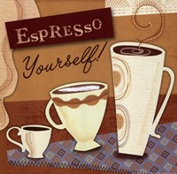 Espresso Yourself Fine-Art Print