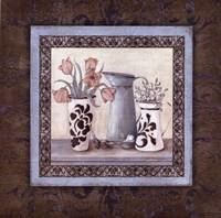 Garden Scroll II Fine-Art Print