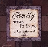 Family Forever Fine-Art Print