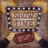 Show Time Fine-Art Print