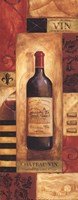 Chateau Vin Panel - petite Fine-Art Print