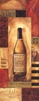 Villa Toscano Panel - petite Fine-Art Print