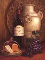 Fresco Vineyard II Fine-Art Print