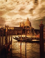 Venezia Sunset II Fine-Art Print