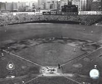 Yankee Stadium Game four of the 1950 World Series Fine-Art Print