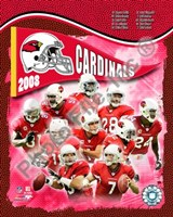 2008 Arizona Cardinals Team Composite Fine-Art Print