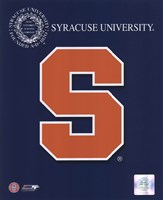 2008 Syracuse Team Logo Fine-Art Print