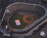 Aerial view of Yankee Stadium - 2008 MLB All-Star Game Fine-Art Print