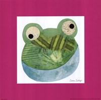 Green Frog Fine-Art Print