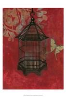 Asian Bird Cage II Fine-Art Print