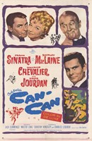 Can Can The Movie Fine-Art Print