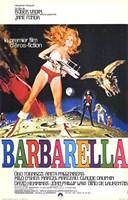 Barbarella Bright Colors Fine-Art Print