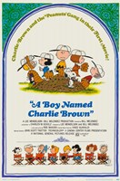 A Boy Named Charlie Brown Fine-Art Print