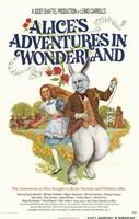 Alice's Adventures in Wonderland Fine-Art Print