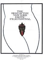 Best of New York Erotic Film Festival Fine-Art Print