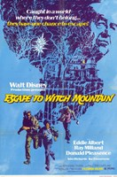 Escape to Witch Mountain Fine-Art Print
