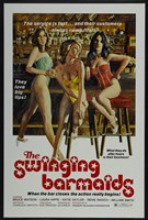 Swinging Barmaids Fine-Art Print
