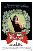 Silent Night Evil Night Fine-Art Print