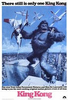 King Kong There is Still Only One King Kong Fine-Art Print