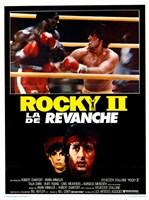 Rocky 2 (spanish) Fine-Art Print