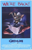 Gremlins Film Fine-Art Print