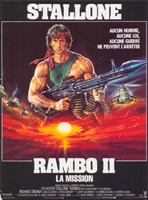 Rambo: First Blood Part 2 Fine-Art Print