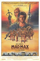 Mad Max Beyond Thunderdome Mel Gibson Fine-Art Print