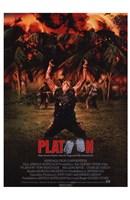 Platoon Screaming Fine-Art Print