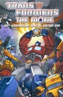 Transformers: The Movie - style B Fine-Art Print