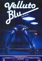 Blue Velvet (Velluto Blu) Fine-Art Print